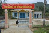 Quảng Nam: Thêm một chủ tịch xã xin nghỉ