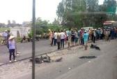 Ô tô lấn làn tông chết 2 nữ sinh, 1 nữ sinh bị thương