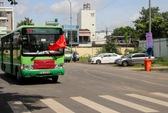 TP HCM: Thay mới xe buýt đi Bến xe Miền Đông