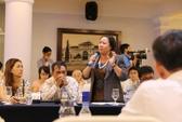Chủ lò bún ở TP HCM bật khóc nói bị