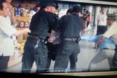 Bàn giao hành khách gây rối, tấn công nhân viên hàng không