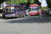 Cấm xe khách trên 25 chỗ chạy trên đường Lê Hồng Phong