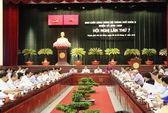 Khai mạc Hội nghị Thành ủy TP HCM lần thứ 7 - Khóa X