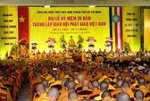 Đại lễ kỷ niệm 35 năm thành lập Giáo hội Phật giáo Việt Nam
