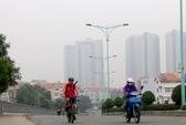 Sương mù bao phủ như Tết về sớm ở Sài Gòn