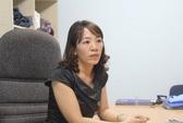 """Cục CSGT vào cuộc vụ nữ tài xế """"cố thủ"""" trên xe"""