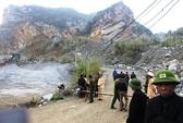 Dừng 11 mỏ đá sau vụ sập mỏ 8 người chết