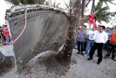 Thái Lan: Mảnh vỡ nghi của MH370 là rác vũ trụ?