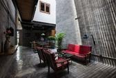 Nhà theo phong cách thiền yên bình giữa lòng Sài Gòn
