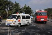 Diễn tập chữa cháy, cứu nạn quy mô lớn tại Khu liên hợp xử lý chất thải Đa Phước