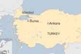 Lại đánh bom liều chết ở Thổ Nhĩ Kỳ
