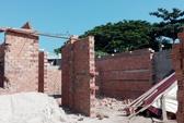 Bắt chủ thầu lừa đảo bảo kê xây nhà trái phép