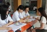 Trường ĐH Luật TP HCM nhắc thí sinh nộp giấy chứng nhận kết quả thi THPT quốc gia