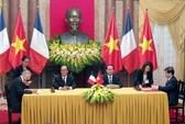 Sau hội đàm, Việt Nam ký hợp đồng mua 40 máy bay Airbus
