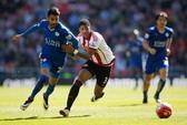 Leicester tự tin dù vắng Vardy