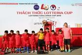 Giải bóng đá thiếu nhi Thách thức Lotteria Cup 2016