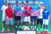 Hoàng Nam lập cú đúp vô địch quốc gia