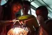 Đầm ấm đêm trung thu của trẻ em nghèo