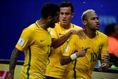 Brazil quyết chiếm ngôi đầu của Uruguay