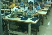 24 công nhân thi thợ giỏi ngành may