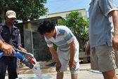 Hạn mặn gay gắt, dân Kiên Giang thiếu nước sạch