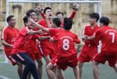 Khai mạc giải bóng đá học sinh THPT Hà Nội