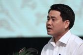 Chủ tịch Hà Nội: Phong toả tài khoản của chủ đầu tư nhà 8B Lê Trực