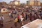 Thành phố ở Nigeria có không khí bẩn nhất thế giới