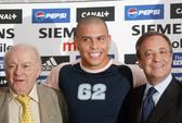 """Ro """"béo"""" trở lại Real Madrid làm đại sứ"""