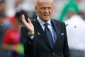 Bướm đêm quấy rối trận chung kết Euro
