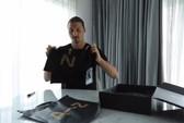 Ibrahimovic tặng quà khiêu chiến thủ môn Man City