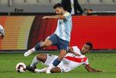 Aguero muốn nén đau đá trận Argentina - Paraguay
