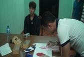 Bắt giữ 2 đối tượng vận chuyển ma túy từ Lào về Việt Nam