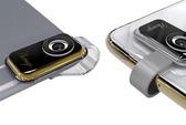 Ống kính zoom 400x cho smartphone