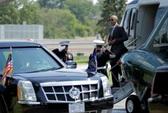 Chuyến đi trấn an của ông Obama