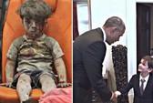 """TT Obama gặp cậu bé viết thư nhận nuôi """"em bé Syria"""""""