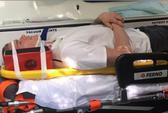 Hậu vệ Leicester suýt gãy cổ vì tai nạn giao thông