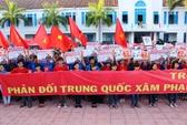 Khánh Hòa phản đối Trung Quốc bầu cử ở Hoàng Sa, Trường Sa
