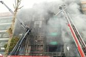 Quán Karaoke cháy làm 13 người chết chưa có giấy phép