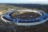 Toàn cảnh trụ sở 'phi thuyền' của Apple