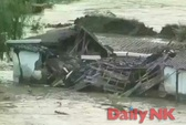 Phía Bắc Triều Tiên ngập lụt nghiêm trọng, 60 người chết