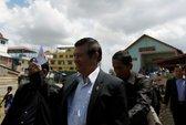 Campuchia: Lãnh đạo đảng đối lập lộ diện sau 5 tháng lánh nạn