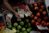 Tiền Venezuela rớt giá thê thảm, 100 bolivar đổi... 2 xu Mỹ