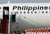 Tổng thống Philippines đến Hà Nội, bắt đầu thăm Việt Nam