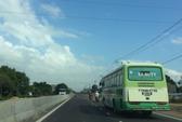 Kịp thời khắc phục hư hỏng QL 1A qua Bình Định