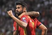 Diego Costa tỏa sáng, Tây Ban Nha thắng áp đảo Liechtenstein