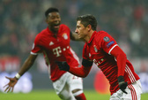 Hạ Atletico Madrid, Bayern Munich lập kỷ lục Champions League