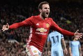 Bị Mourinho rẻ rúng, Juan Mata càng tỏa sáng với M.U