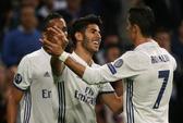 "Real Madrid ""nghiền nát"" Legia Warsaw ở Bernabeu"