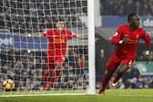 Mane tỏa sáng phút bù giờ, Liverpool thắng đại chiến Merseyside